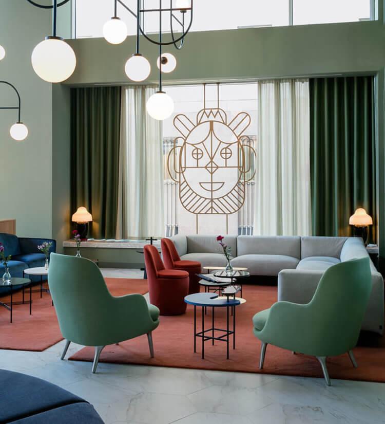 Le nouvel hôtel de Jaime Hayón à Madrid