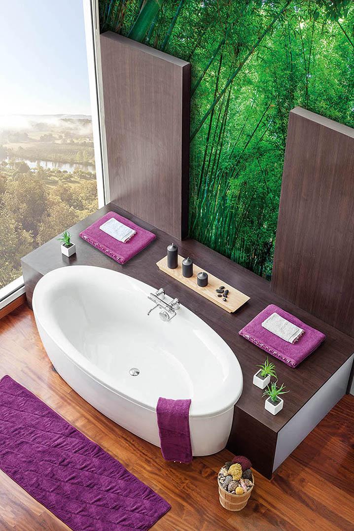 La salle de bain se fait une beauté – Deco Actuelle