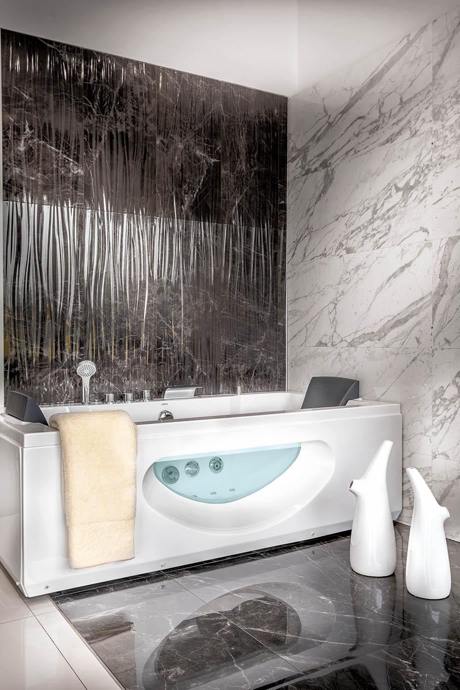 Circuit Dedie Salle De Bain ~ la salle de bain se fait une beaut deco actuelle