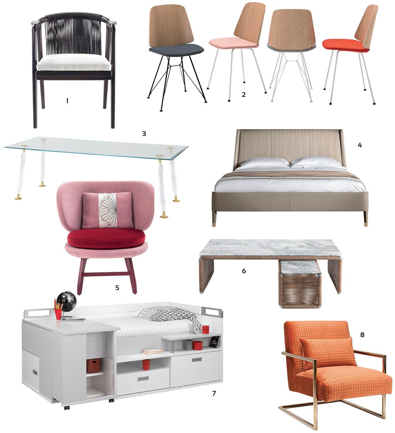 le meilleur du salon de milan deco actuelle. Black Bedroom Furniture Sets. Home Design Ideas