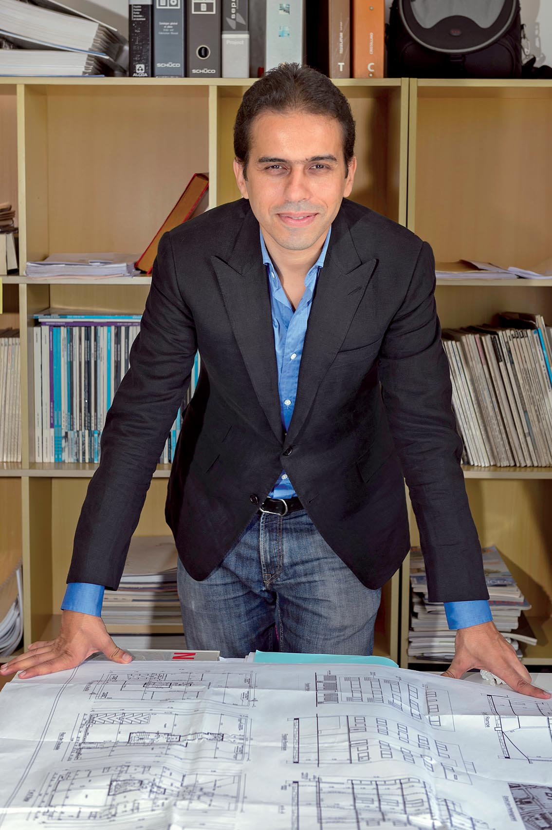 Mohamed amine siana la jeune garde de l architecture for Jeune architecte