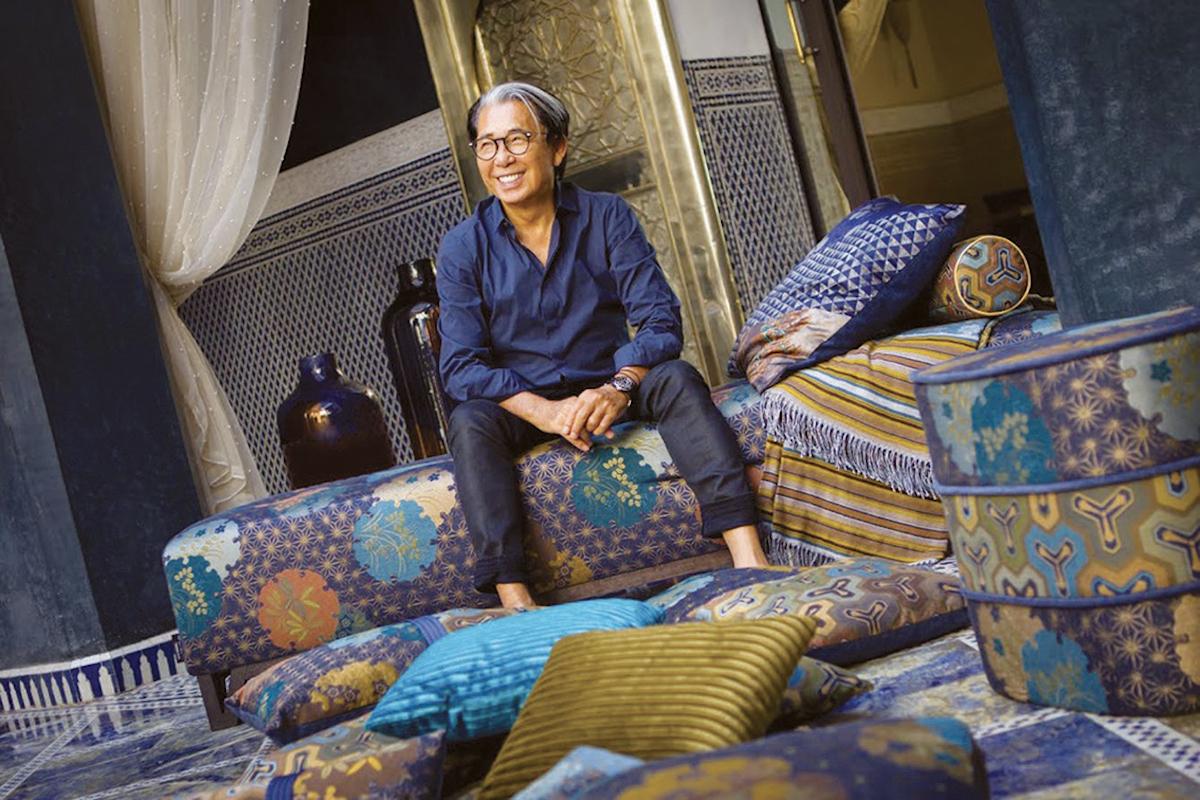 Kenzo Takada : «Le Japon est un pays d'histoire, de culture, d'artisanat, comme le Maroc»