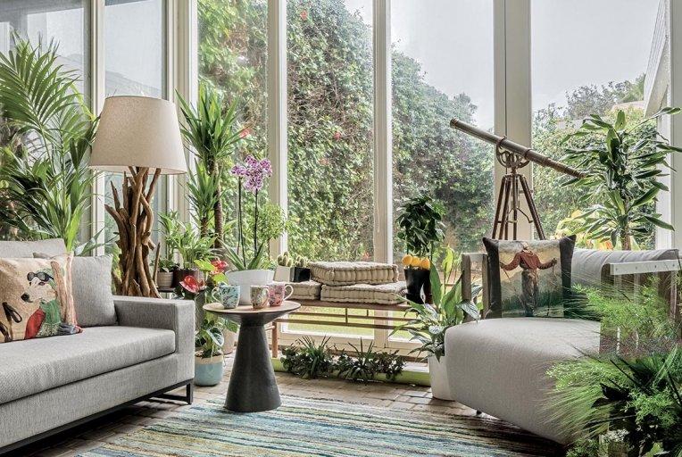 Jardin D Hiver Deco Actuelle