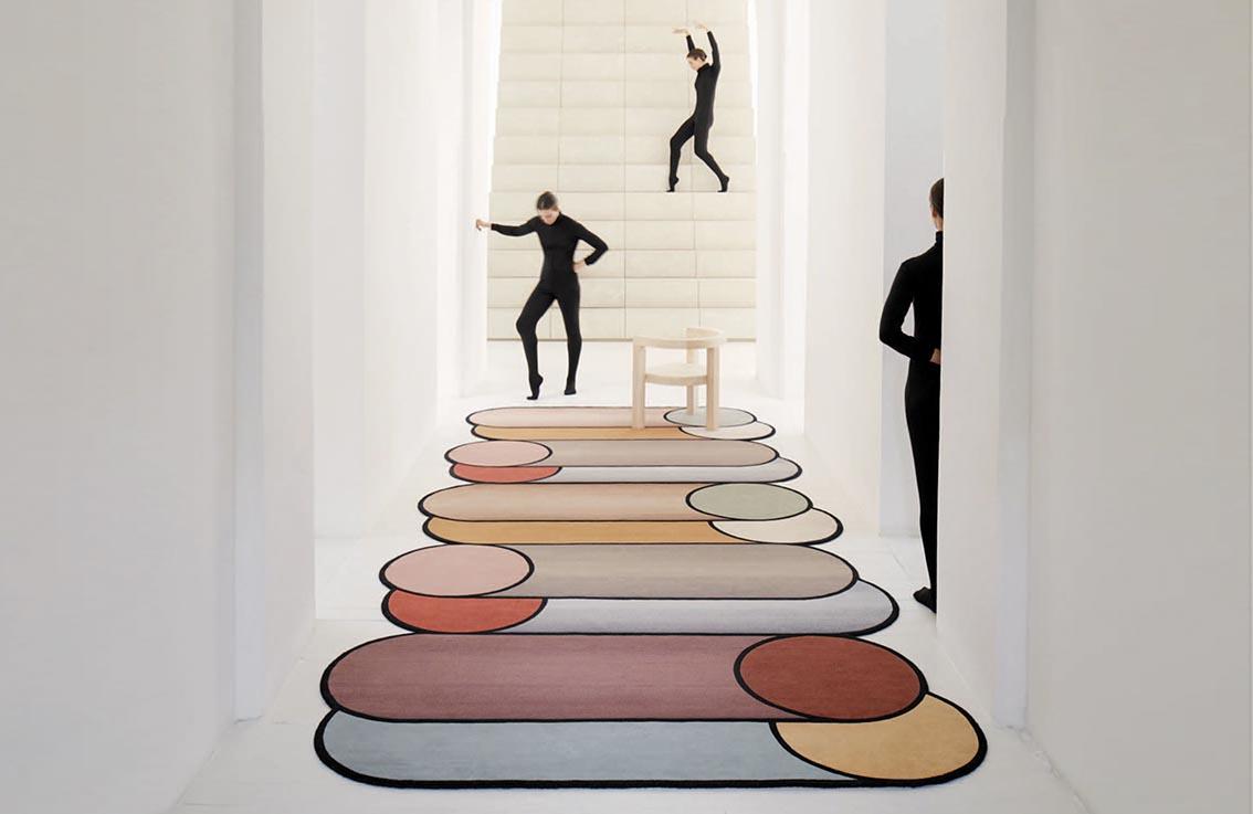 Le tapis se réinvente