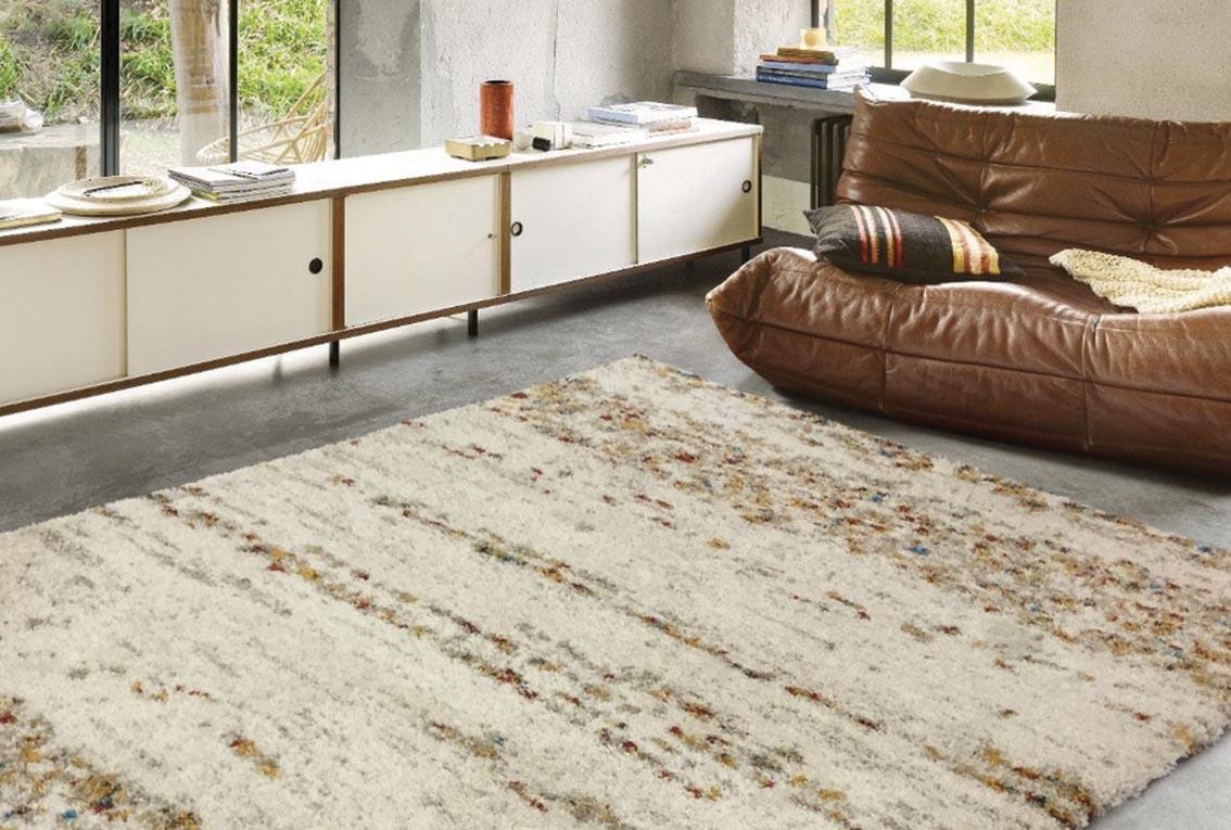 Un tapis pour une ambiance cosy