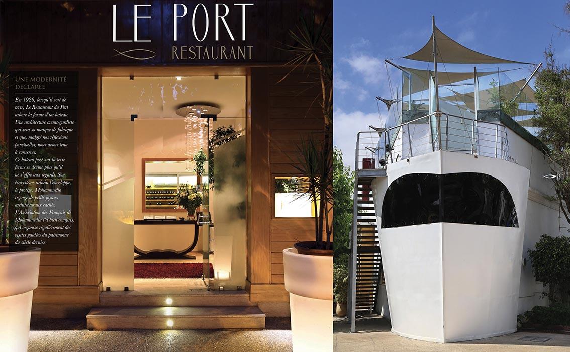 Le restaurant du Port, une tradition de partage