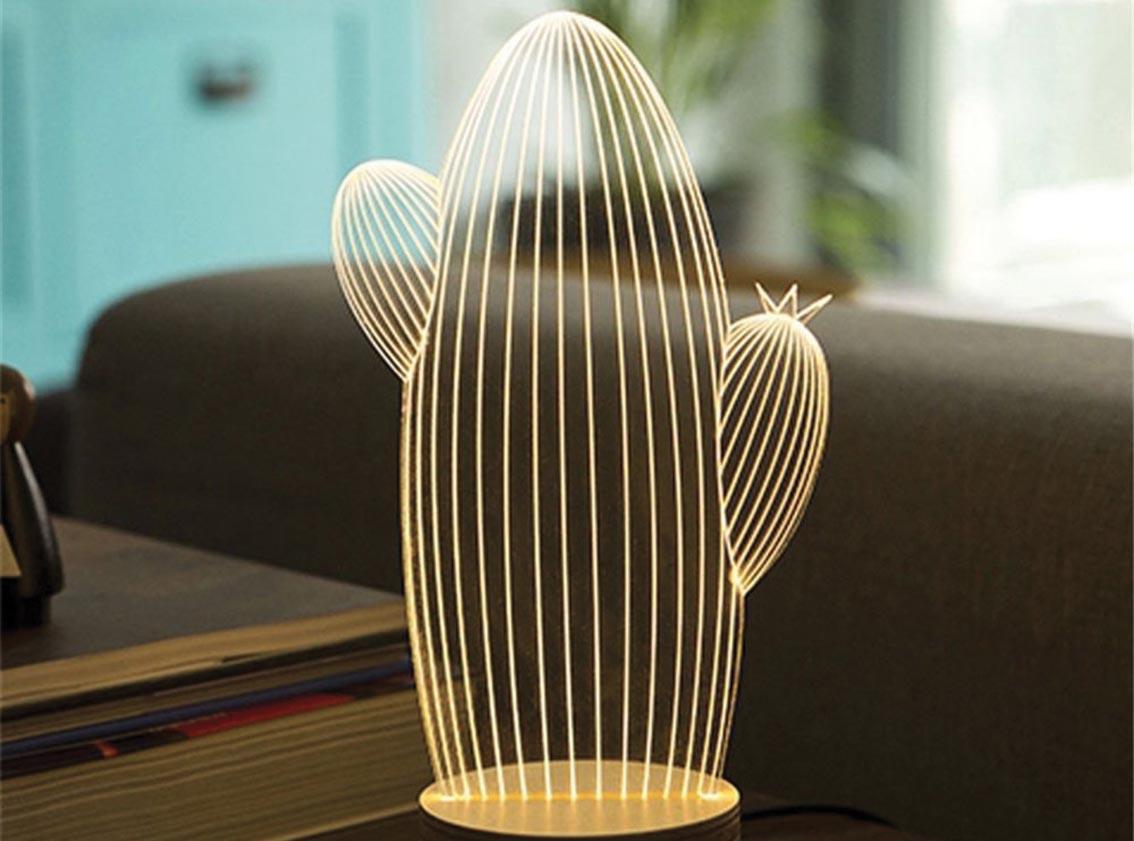 Lumière effet 3D