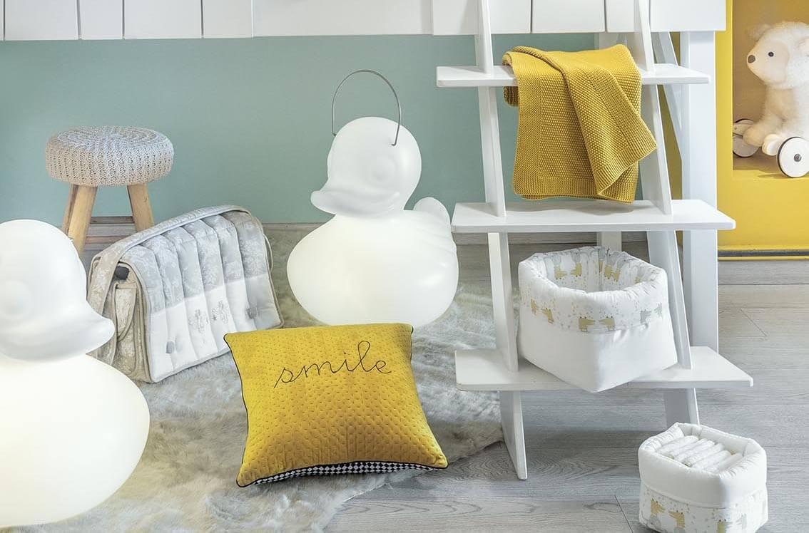 Des idées pour aménager une chambre d'enfant
