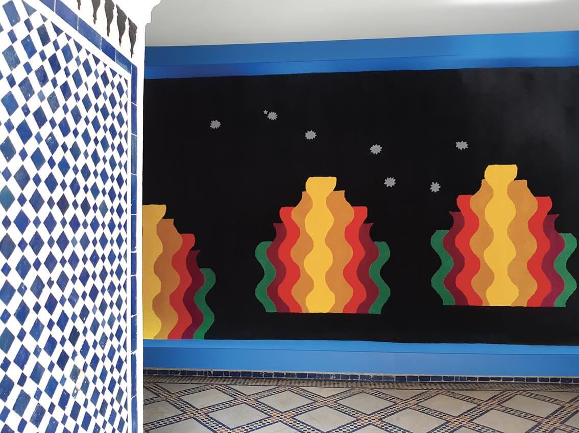 Le tapis a son musée