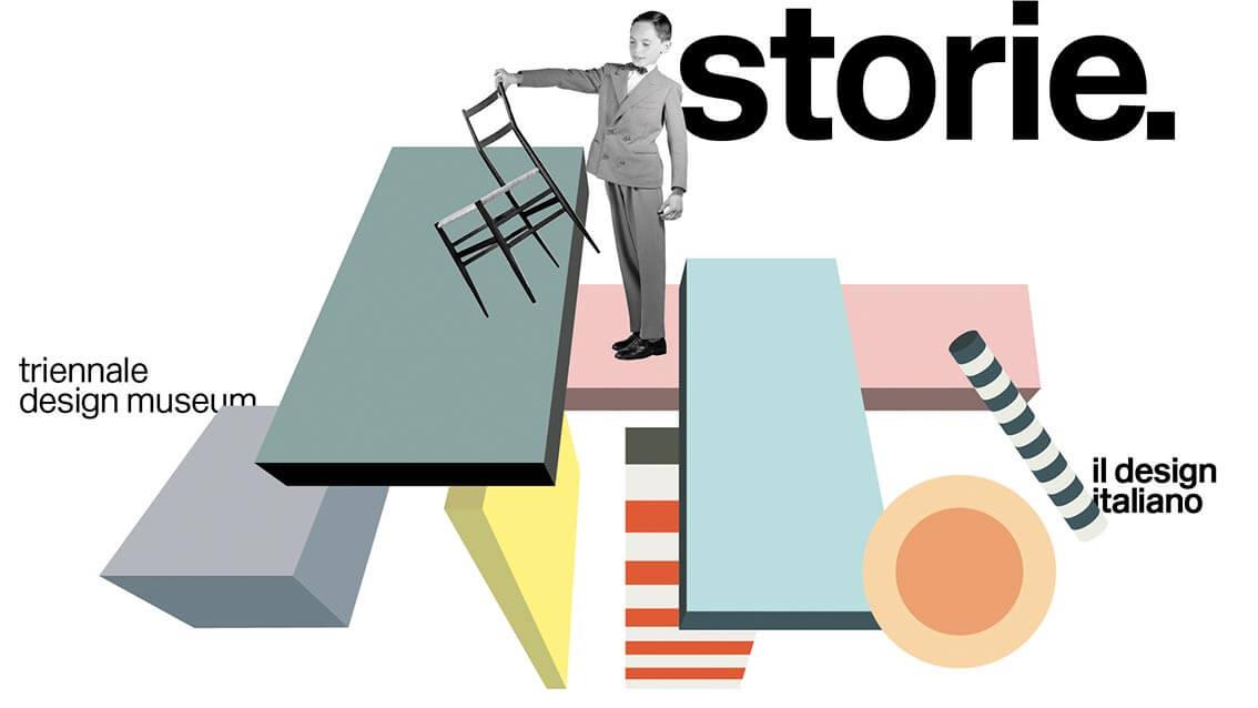 Milan : Histoires, le design italien à la Triennale