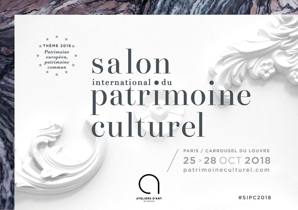Paris : Salon International du Patrimoine culturel