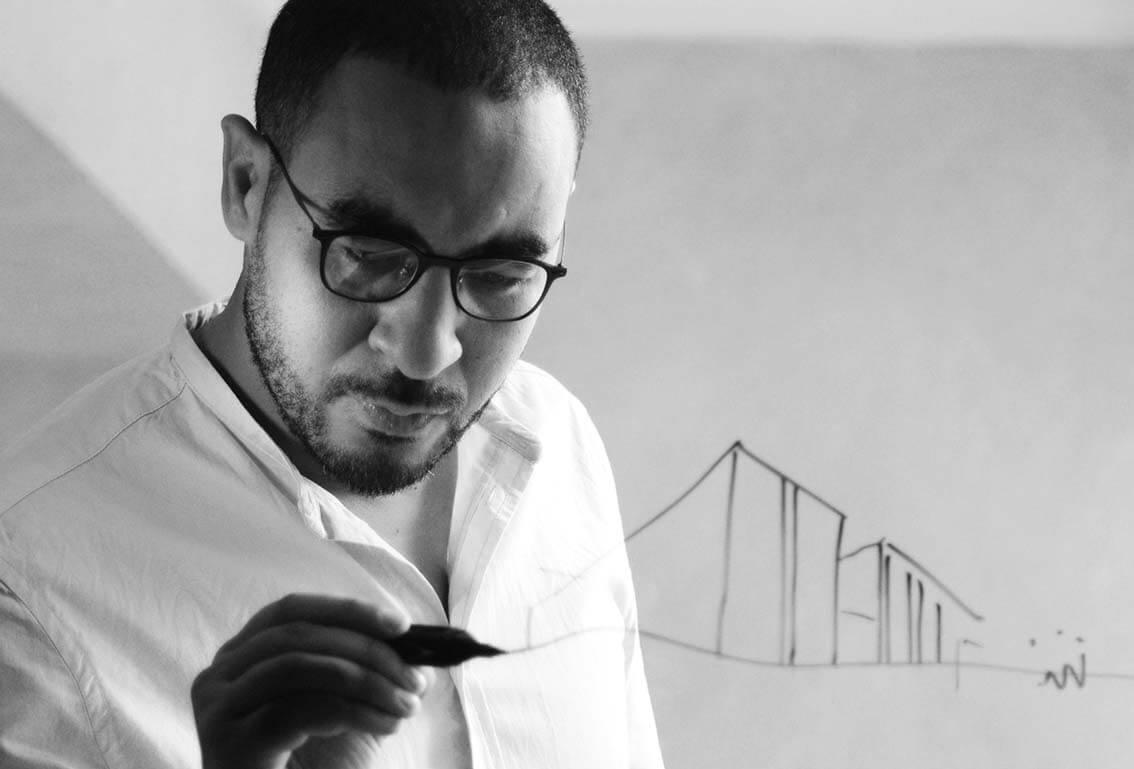 Tarik Zoubdi : «Je crois en  une architecture contextuelle»