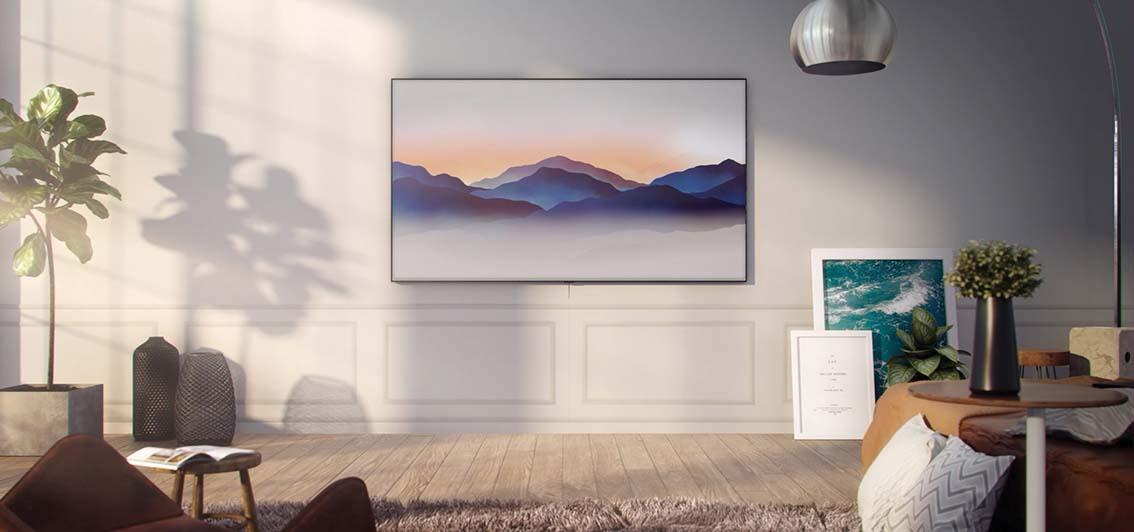 Une nouvelle ère de grands écrans