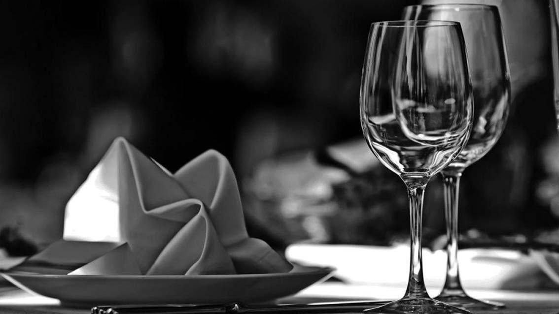 Un dîner insolite
