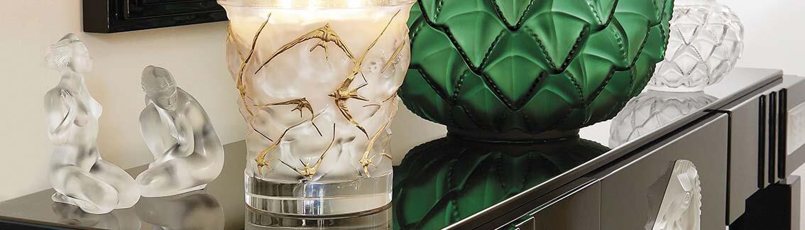Au Précieux s'offre l'exclusivité Lalique
