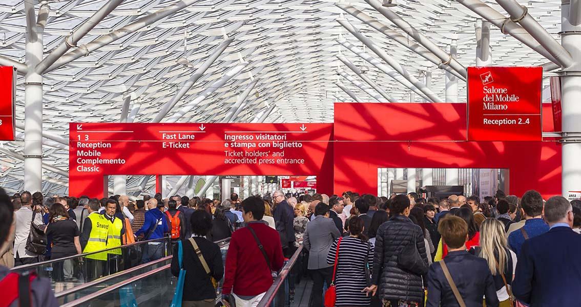 Salone del Mobile Ingéniosité, vision, innovation, excellence durable et émotion