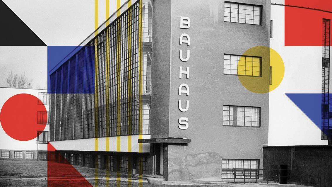 Le Bauhaus à 100 ans!