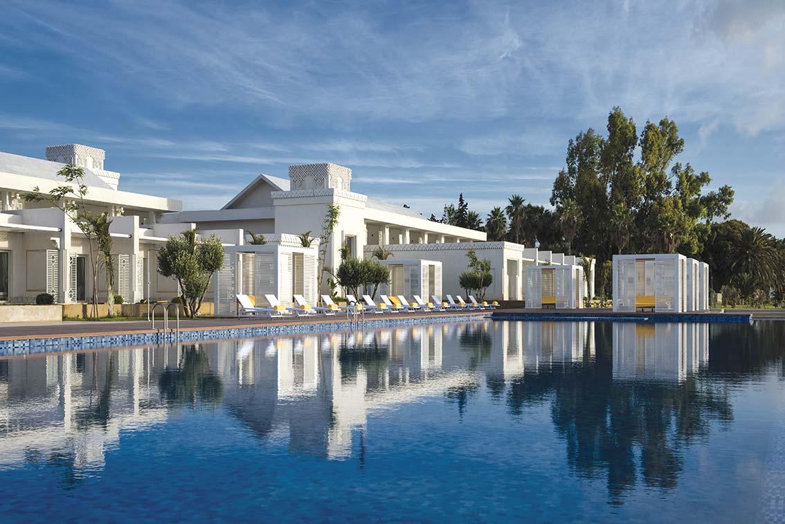 Le Marchica Lagoon Resort : le spot de l'Oriental!
