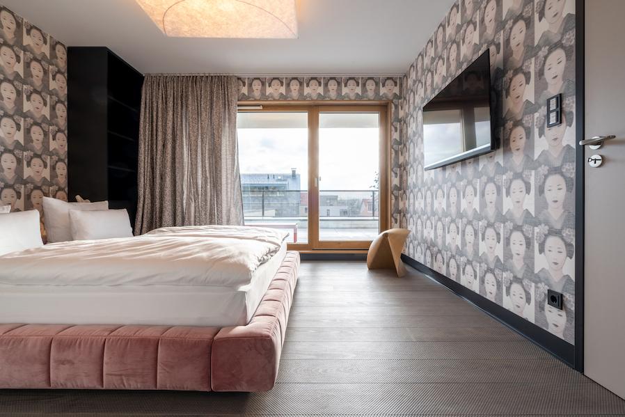 Laurichhof, un hôtel design dans la Saxe
