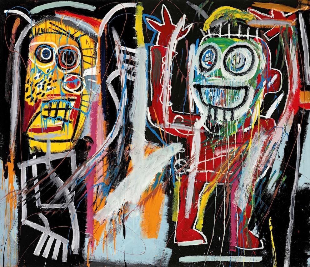Jean-Michel Basquiat, Pionnier du mouvement «underground»