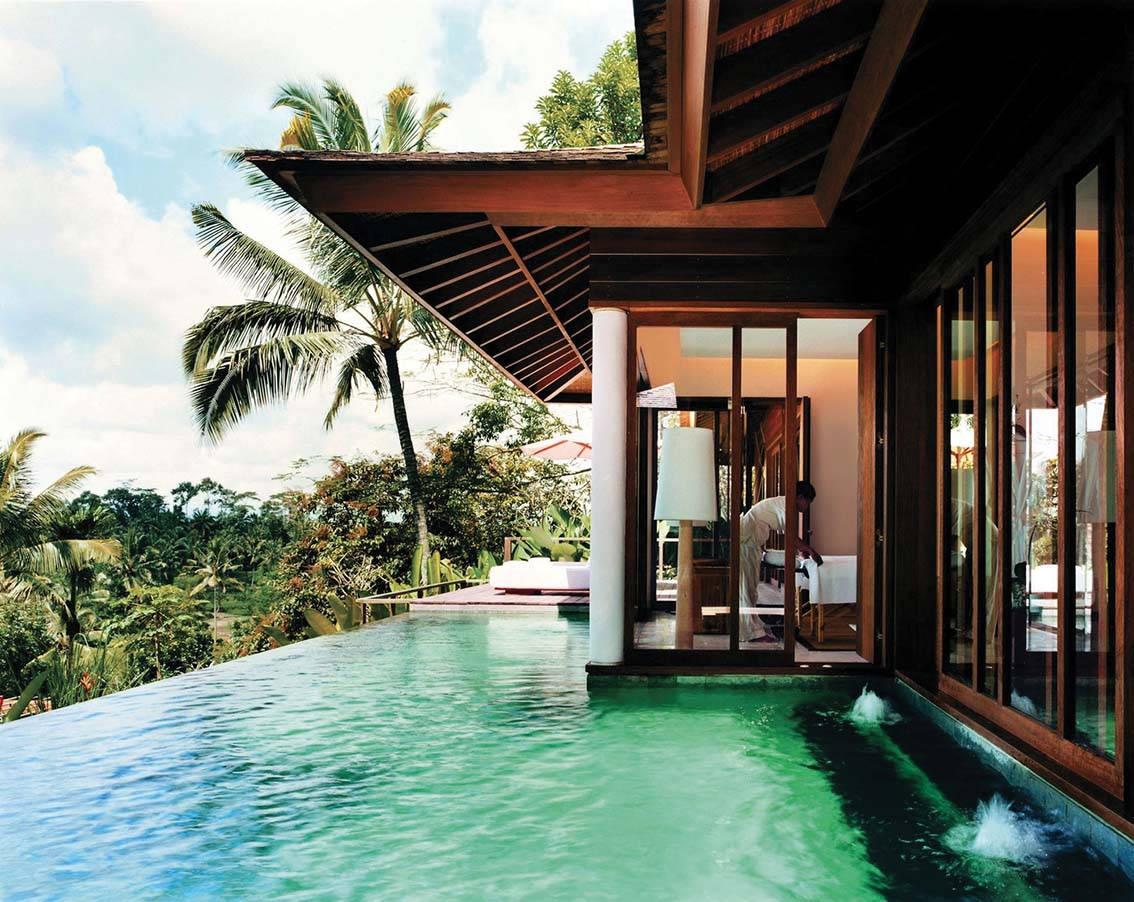 10 piscines d'hôtels qui nous donnent envie de plonger!
