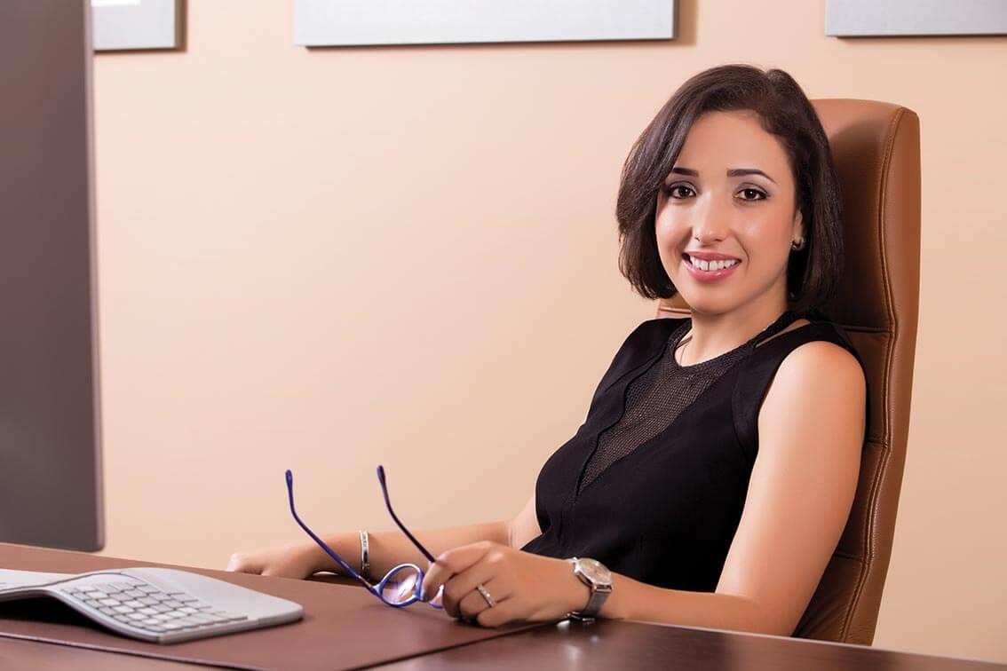 Nada Oudghiri : «J'aimerais construire des équipements qui connectent les gens»