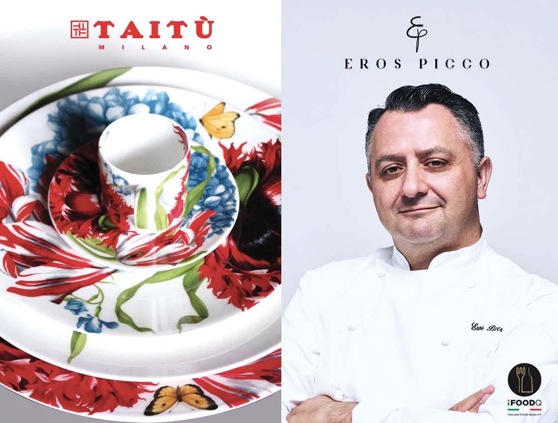 Food art design, Une collaboration haute en saveurs