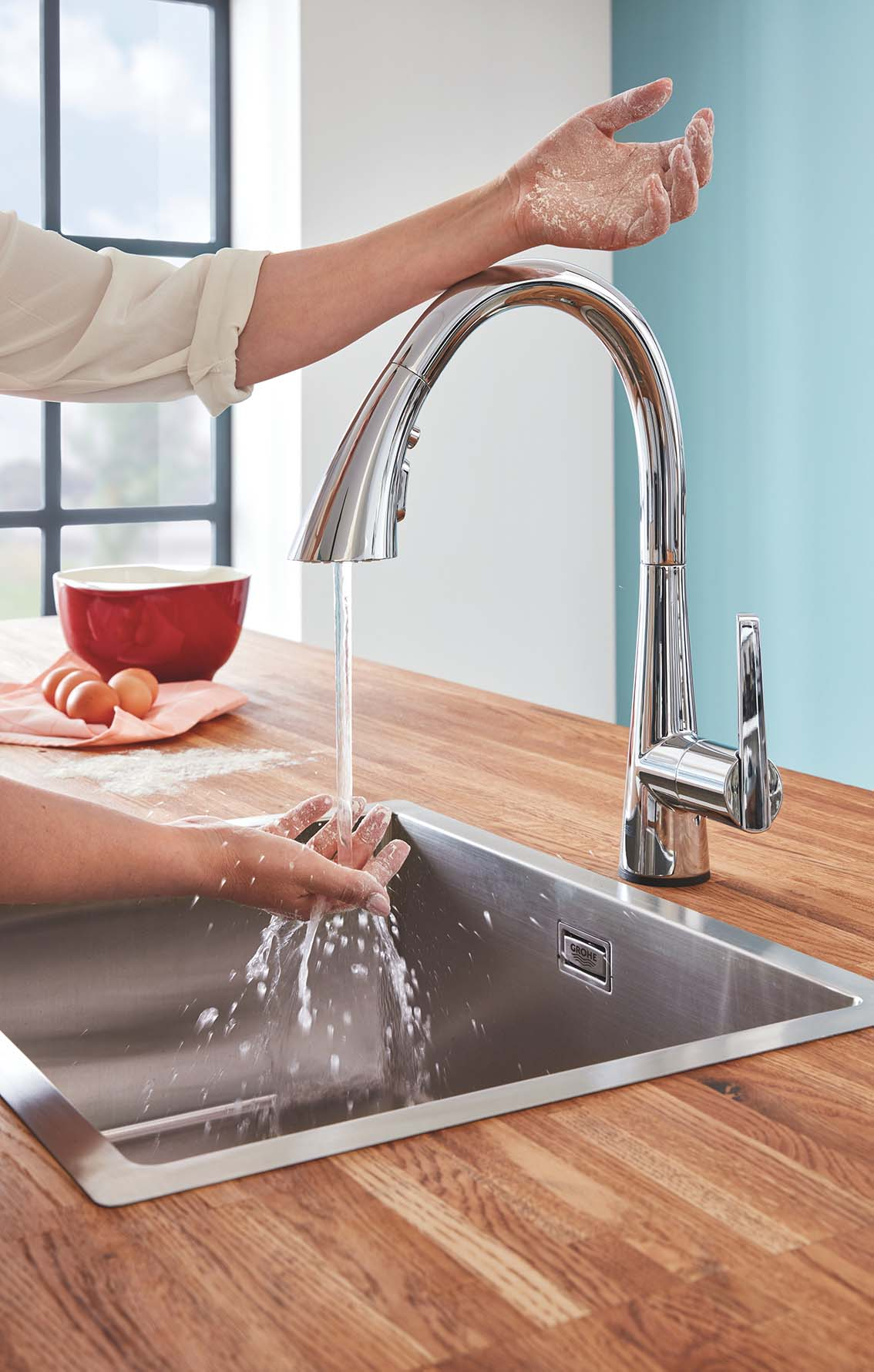 Solutions d'hygiène pour des concepts de vie futurs