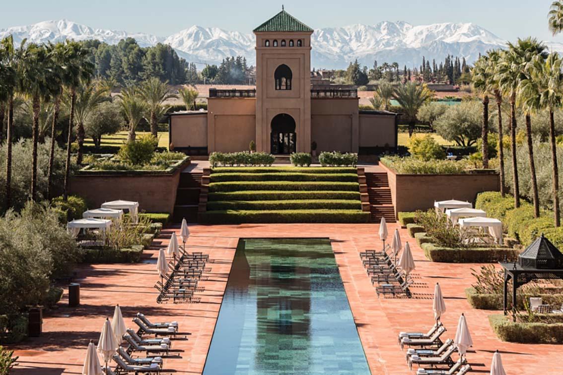Selman Marrakech, l'établissement hôtelier de luxe marocain remporte le prix Best of the Best Travelers' Choice Awards de Tripadvisor pour l'année 2020