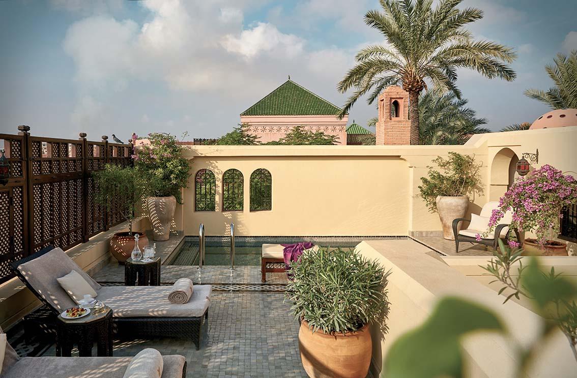 Royal Mansour Marrakech sacré 2ème Meilleur City Hotel en Afrique du Nord et au Moyen-Orient par Travel + Leisure's World's Best Awards