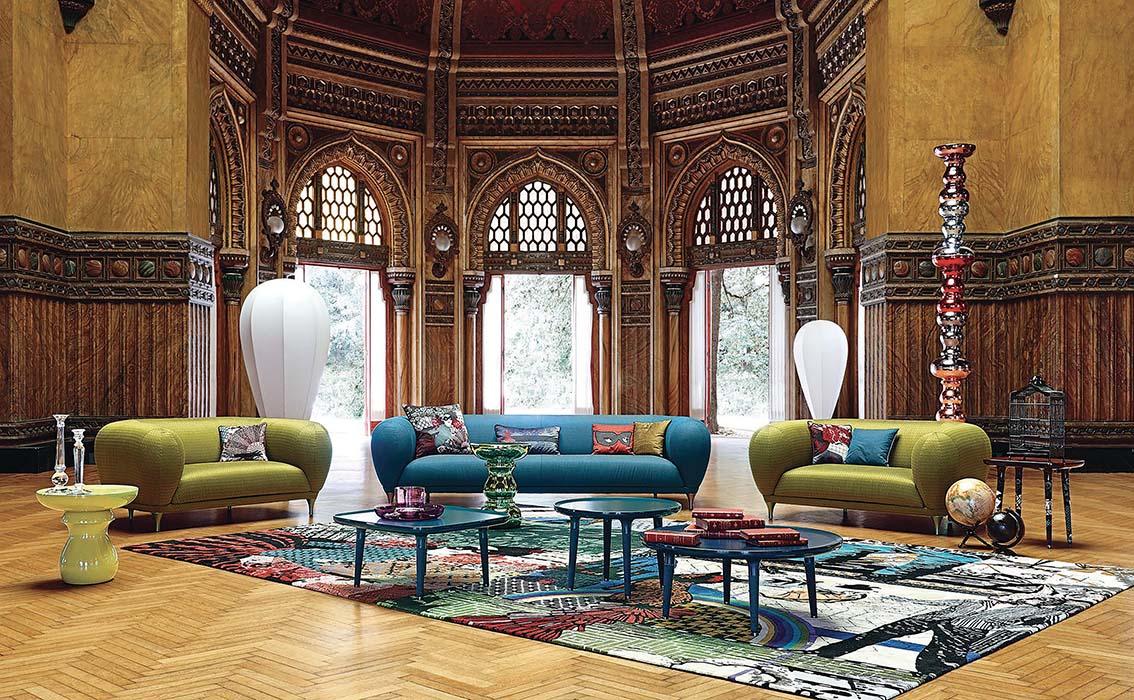 Un meuble qui vous en fait voir de toutes  les couleurs