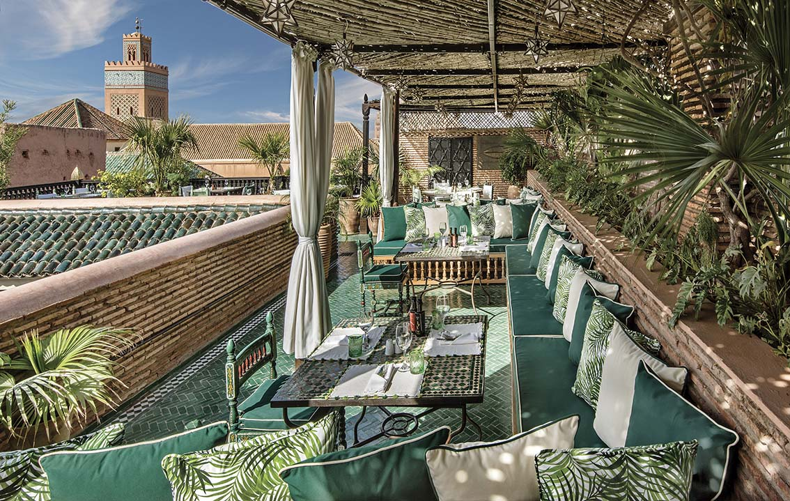 Escapade à La Sultana Marrakech