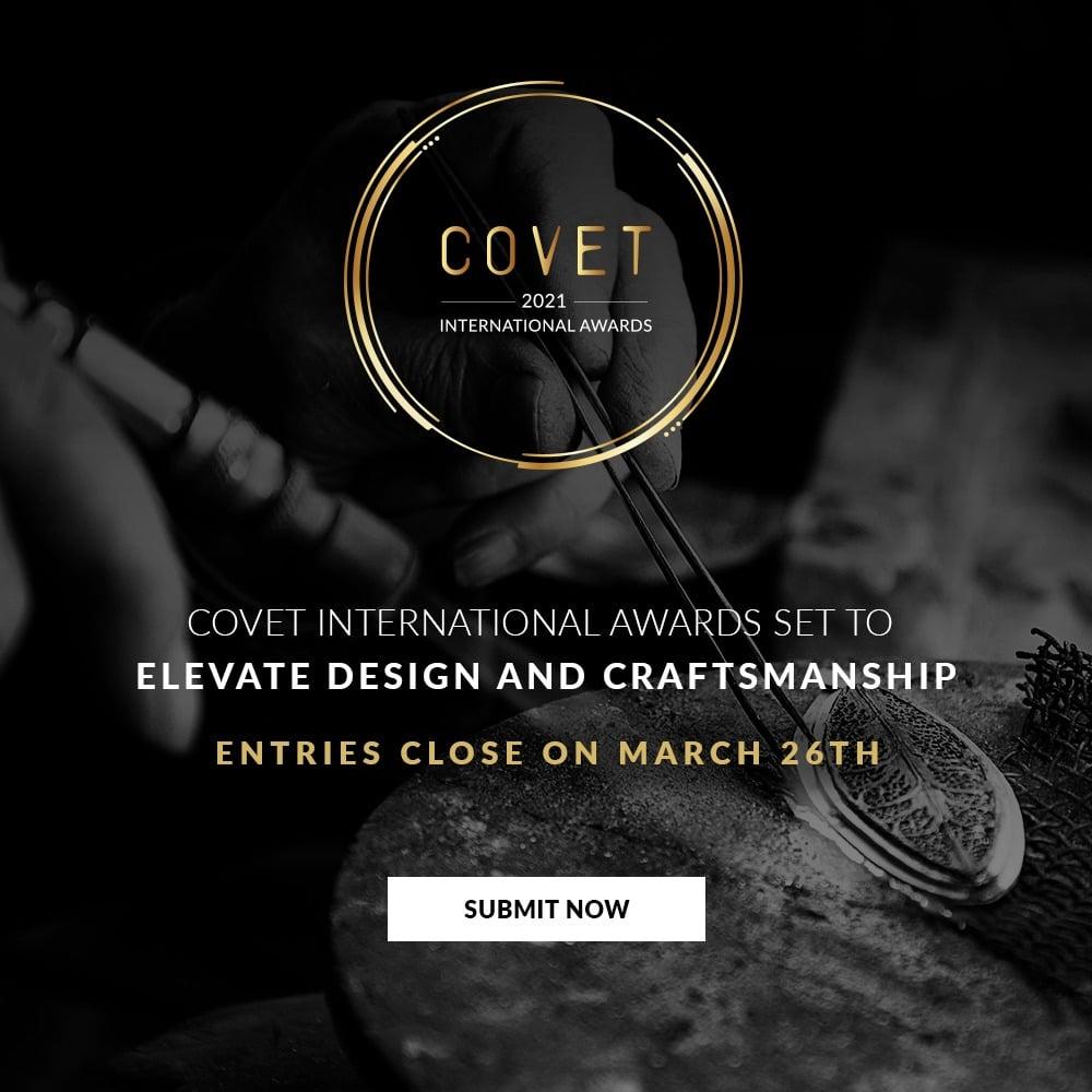 Covet International Awards 2021 : A la recherche de nouveaux talents de design d'intérieur